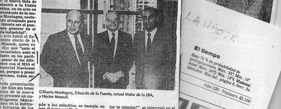Repercusión propuesta UIA, marzo de 1989